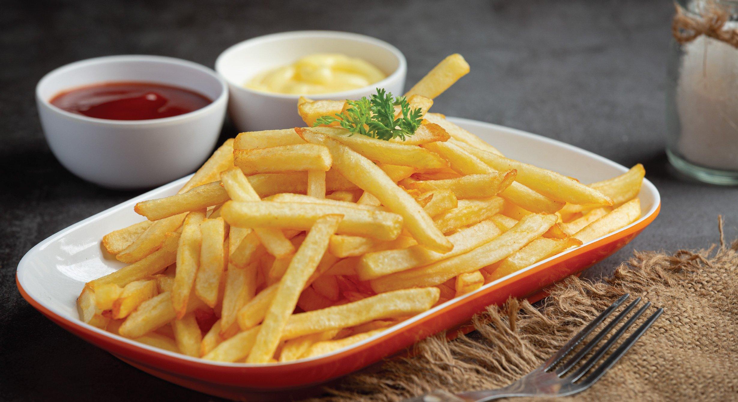 Danh mục khoai tây